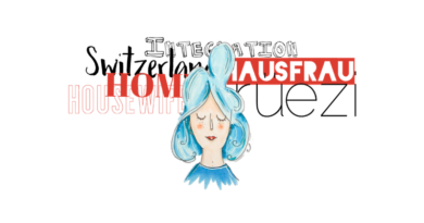 A Hausfrau Identity Crisis