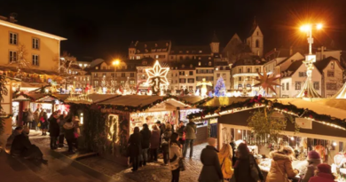 Swiss Christmas Markets 2019