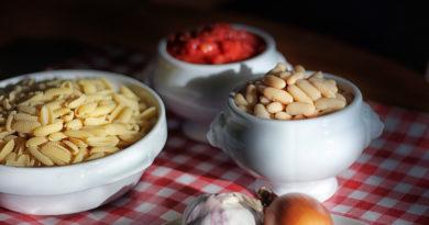 Recipe for Resilience: Pasta e Fagioli