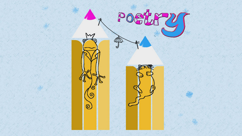 April 2014 Poetry Contest