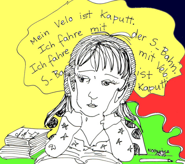 Expat Corner: Why Does Learning a New Language Feel Soooooo Bad?