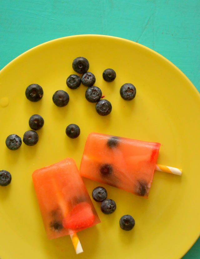 Popsicles to Beat the Summer Heat