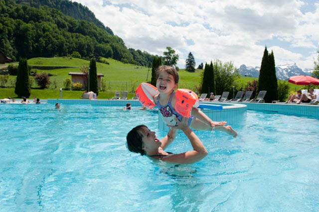 Summer Time in Canton Schwyz