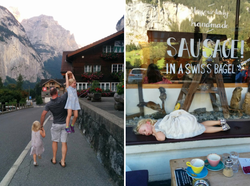 Lauterbrunnen - The Perfect Weekend Getaway